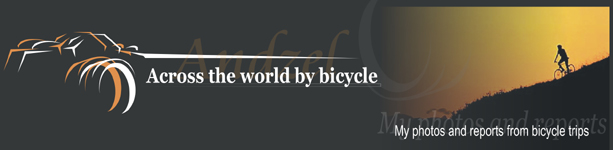 bicycle trips across the world
